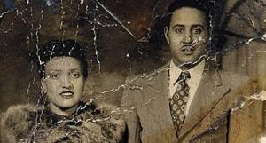 Henrietta and David Lacks 1945
