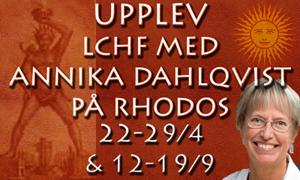 Annika Dahlqvist Rhodos 2011